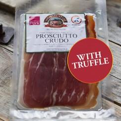 prosciutto truffle