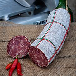 Venetian cloth salami