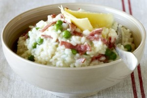 quick-salami-and-pea-risotto-90917-1